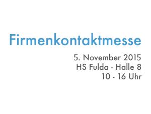 Firmenkontaktmesse Banner