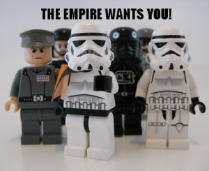 The Empire Wants You!!!