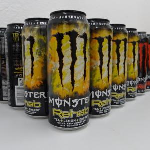 Monstermäßig viel Energy!